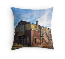 Arrowhead Barn Throw Pillow