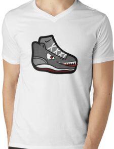 Shoe Monster Mens V-Neck T-Shirt