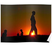 Owning dusk Poster