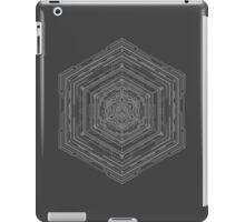 Anatomy of a Cube (Grey) iPad Case/Skin