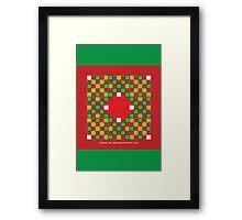 Design 251 Framed Print