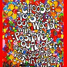 I Choose To See (iPad Case) by Sammy Nuttall