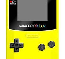 GAMEBOY COLOR Case by lasekx