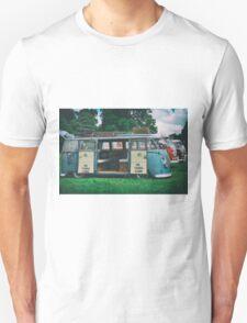 VW Bus Open Door Ploicy T-Shirt