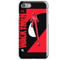 Wackymen iPhone Case/Skin