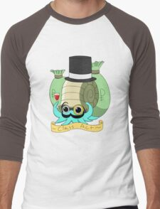 Sophisticated Omanyte: The Class Act Men's Baseball ¾ T-Shirt