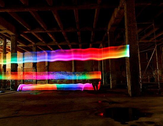 Rainbows everywhere by myebra