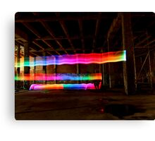 Rainbows everywhere Canvas Print
