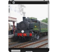 USA Class steam loco, Bodiam iPad Case/Skin