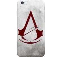Logo - assassins.creed iPhone Case/Skin