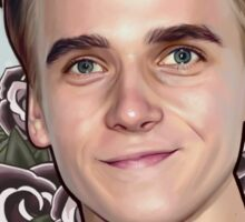 Joe Sugg 'Flowers' Sticker