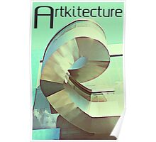 Artkitecture Poster