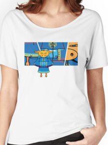Mooshu 2 Women's Relaxed Fit T-Shirt