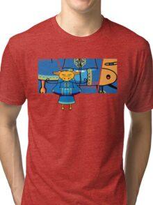Mooshu 2 Tri-blend T-Shirt