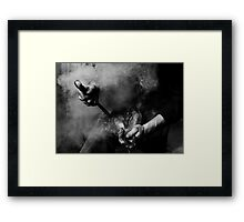 Farrier Framed Print