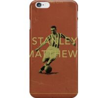 Matthews iPhone Case/Skin