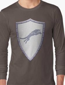 Stark Shield - Clean Version Long Sleeve T-Shirt
