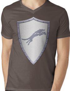 Stark Shield - Clean Version Mens V-Neck T-Shirt