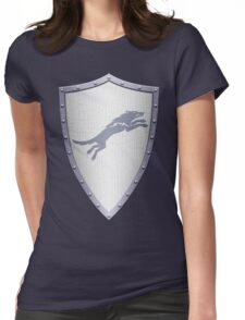 Stark Shield - Clean Version Womens Fitted T-Shirt