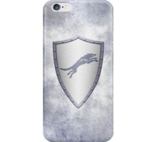 Stark Shield - Clean Version iPhone Case/Skin