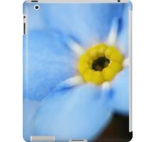 Forget-Me-Nots 5 iPad Case/Skin