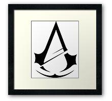 logo -  AC Framed Print