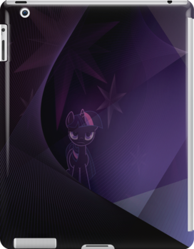 Twilight Sparkle Hates Gradients by SilverPonyWare