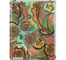 Cornucopia Pattern iPad Case/Skin