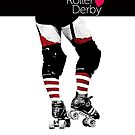 Love Roller Derby by myebra