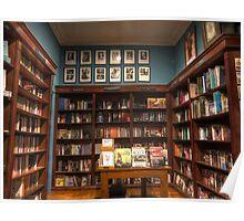 Imprints Bookshop2, Adelaide Poster