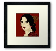 Spanish Lady No 3 Framed Print