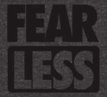 FEAR [ LESS ] by cpinteractive