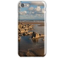 Coast Ogmore on sea iPhone Case/Skin