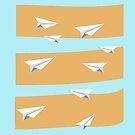 paper planes by ecrimaga