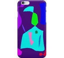 Beauty Custom Vail Eyes Expression Birds Lie iPhone Case/Skin
