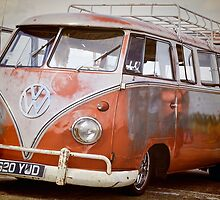 VW Camper by UKGh0sT