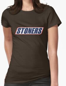 Stoners Bar Womens Fitted T-Shirt