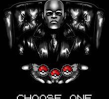 Choose one by javiclodo