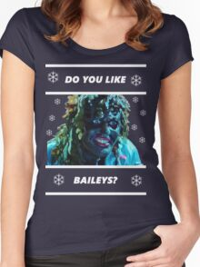 Do you like Baileys? - Old Gregg Women's Fitted Scoop T-Shirt