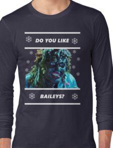 Do you like Baileys? - Old Gregg Long Sleeve T-Shirt
