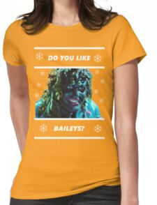 Do you like Baileys? - Old Gregg Womens Fitted T-Shirt