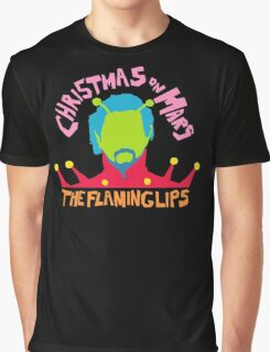 Christmas on Mars - The Flaming Lips Graphic T-Shirt