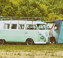 VW 70's throwback by UKGh0sT