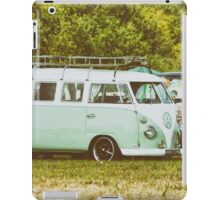 VW 70's throwback iPad Case/Skin