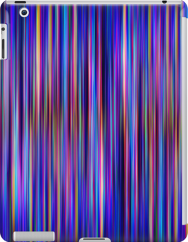 Aberration [iPhone / iPad / iPod Case] by Damienne Bingham