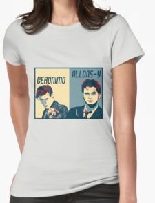 10th and 11th Doctor T-Shirt