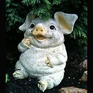 LITTLE MISS iPIGGY - SOLD (Not sold out) by Colleen2012