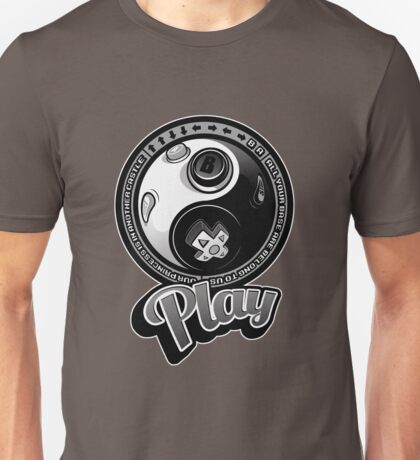 Playing-yang Unisex T-Shirt