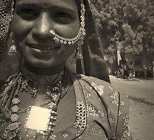 Rajhasthani Local Lady by PurpleAardvark