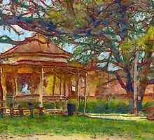 Ryrie Park Rotunda by Fran Woods
